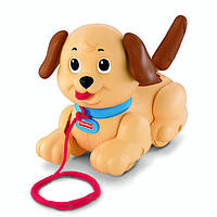 Собачка щенок каталка Маленький Снуппи Fisher Price H9447