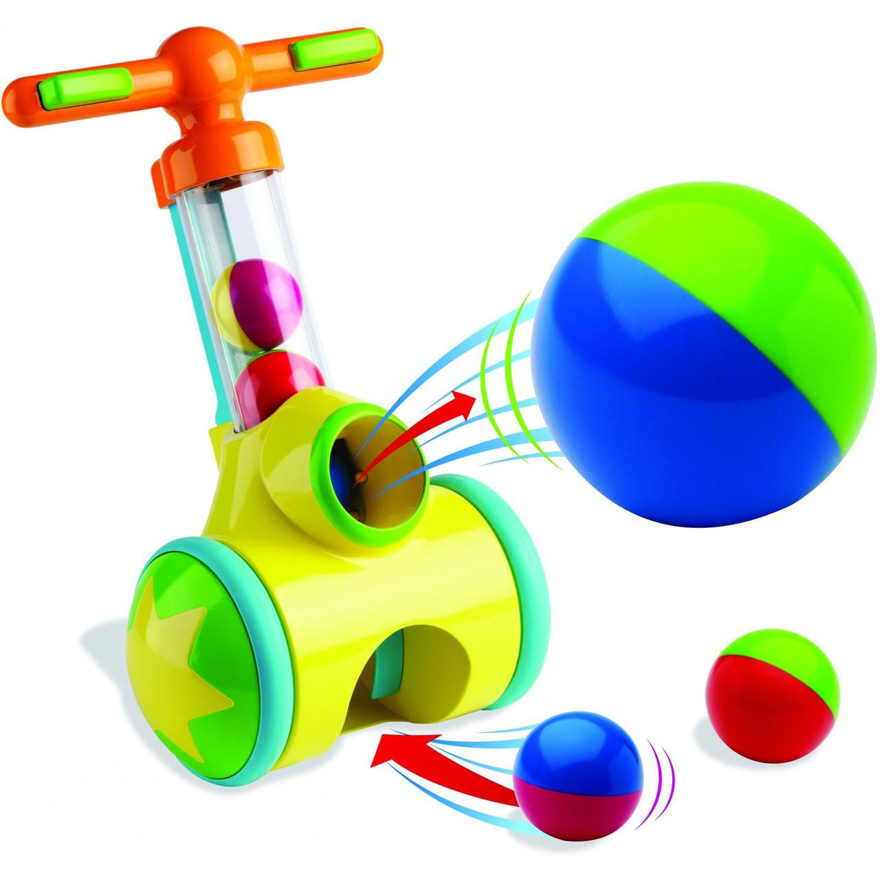 Каталка детская с шариками Pic'n'Pop Тomy E71161