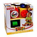 Кубики детские двигающиеся Фишер Прайс Fisher Price 74121, фото 2