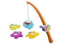 Развивающая игрушка Набор Рыбалка Чикко Chicco 52260, фото 1