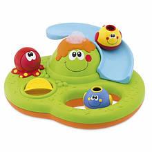 Игрушка для ванной Остров мыльных пузырей Чикко Chicco 70106
