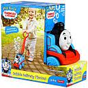 Каталка детская Фишер Прайс Мыльные Пузыри паровозик Томас Thomas & Friends Fisher Price DGL03, фото 2