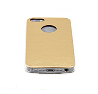 USAMS iPhone 5 two in one bumper case Transparent white
