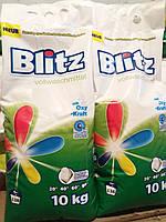 Стиральный порошок BLITZ Vollwaschmittel 10 кг универсальный