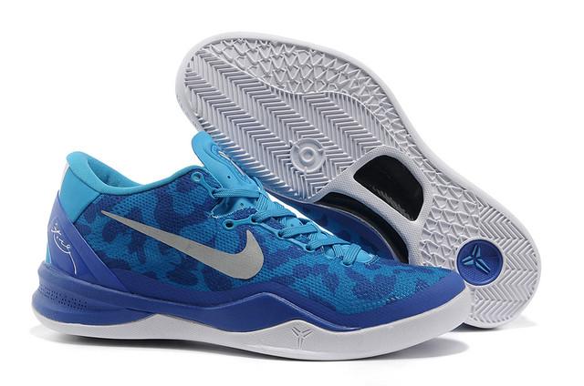 Баскетбольные кроссовки Nike Kobe 8