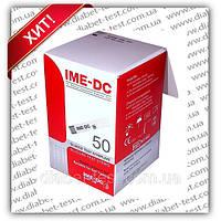 Тест-полоски Име-ДиСи (IME-DC) 50 шт.
