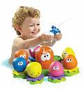 Игрушка для ванной Семейка осьминогов Тomy 2756, фото 2