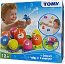 Игрушка для ванной Семейка осьминогов Тomy 2756, фото 3
