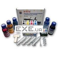 СНПЧ WWM Epson TX106/ 109/ 117/ 119 T26/ 27 (IS.0237)