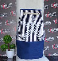 Женская пляжная сумка-торба
