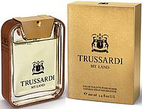 Trussardi My Land Men EDT 100 ml  туалетная вода мужская (оригинал подлинник  Италия)
