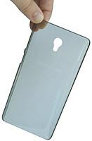Cиликоновый чехол Matte Fly IQ 4415 белый