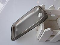 Cиликоновый чехол Lenovo A208 A269 A218 черный