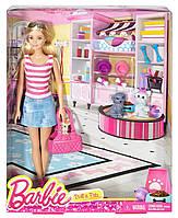 Кукла Барби с аксессуарами для щенков (Barbie Doll with Puppy Accessory)
