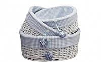 Плетеная корзинка Звездопад