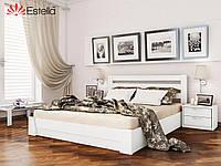 Деревянная кровать Селена(щит) 120*200, фото 1