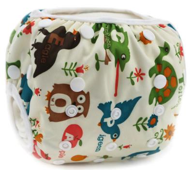 Не протекающие плавки - подгузник для малышей