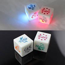 Игровые кубики (светятся при броске), фото 3