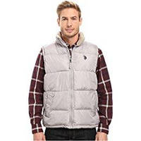 Жилетка теплая U.S. POLO ASSN Signature Vest with Inner Sherpa Collar (размер ХЛ)