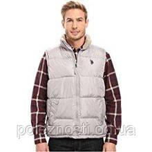 Жилетка тепла U. S. POLO ASSN Signature Vest with Inner Sherpa Collar (розмір ХЛ)