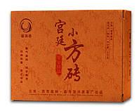 Чай черный пресованный Пуэр брикет, 2 * 100г.