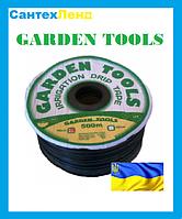 Лента для капельного полива щелевая Garden Tools 10 см (500 м)