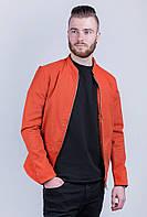 Ветровка мужская, куртка тонкая AG-0003122 (Терракотовый)