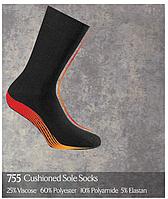 Мужские термо-носки Doreanse Thermalware черные 755
