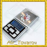 Карманные весы Pocket scale, ювелирные электронные весы 0,01