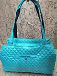 Женские сумка стеганная Сhanel/Шанель(Лучшее качество)сумка стеганная/ Сумка спортивная, фото 4
