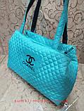 Женские сумка стеганная Сhanel/Шанель(Лучшее качество)сумка стеганная/ Сумка спортивная, фото 2
