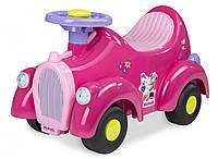 Машинка-каталка ретро Minnie Mouse  Smoby - Франция - Широкие устойчивые колеса