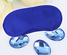 Маска для сну Королівський синій
