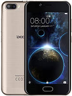 "Doogee Shoot 2 gold 1/8 Gb,  5"", MT6580A, 3G"