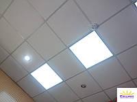 Светодиодная панель 600х600 38-40Вт 2880Lm Армстронг