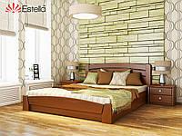 Деревянная кровать Селена АУРИ(массив) 180*200
