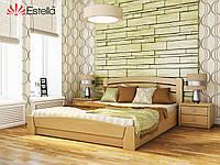 Деревянная кровать Селена АУРИ(массив) 120*200