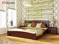 Деревянная кровать Селена АУРИ(массив) 140*200