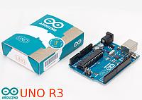 Arduino UNO R3 ATmega328, ATmega16U2 + USB Cable, фото 1