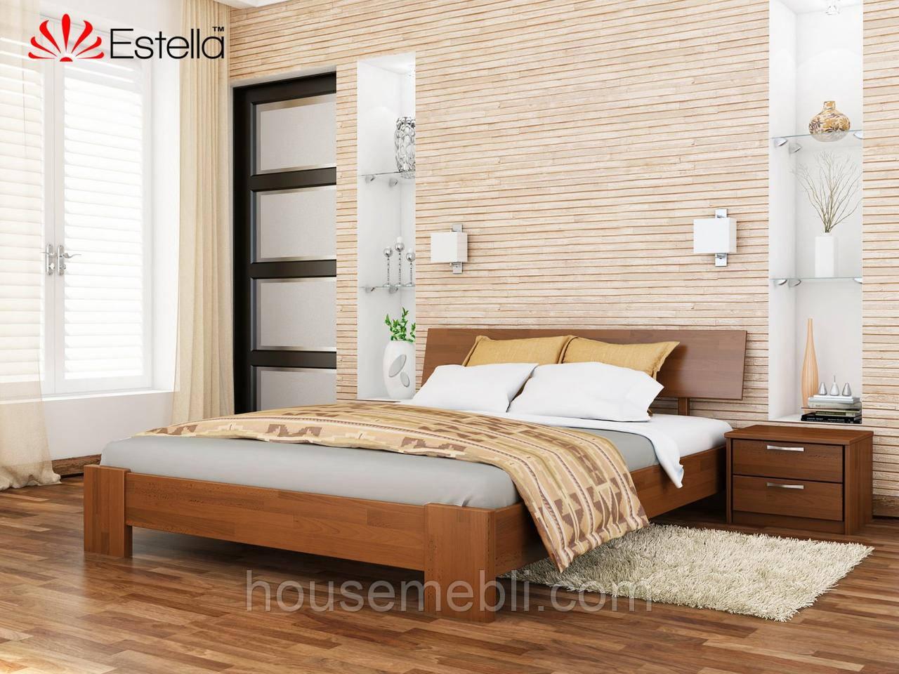 Деревянная кровать ТИТАН (щит) 160*200