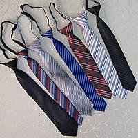 """Галстуки классические - набор """"Ассорти"""". Школьные галстук для мальчиков купить оптом. Галстук  школа. , фото 1"""