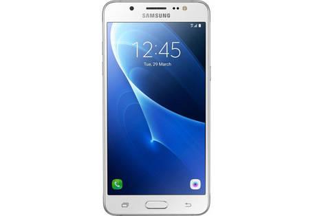 Смартфон Samsung Galaxy J5 2016 Duos SM-J510H 16Gb White, фото 2