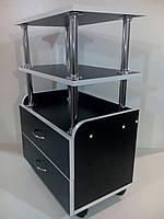 Тележка косметологическая с ящиками А81