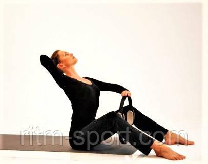 Упражнения с изотоническим кольцом отлично подтягивают все мышцы