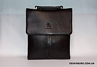Сумка мужская GORANGD 9824-1 коричневая