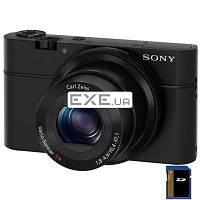 Цифровой фотоаппарат SONY Cyber-shot DSC-RX100 (DSCRX100.CEE2)