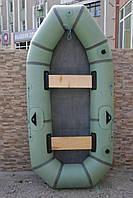 2-х местная резиновая лодка Лисичанка