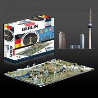 "Объемный пазл ""Берлин, Германия"", 4D Cityscape, фото 1"