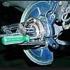 Замена подшипника ступици передней подвески