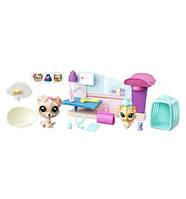 Littlest Pet Shop Игровой набор Рассказы о зверюшках ветеринарная клиника  Albie Terri